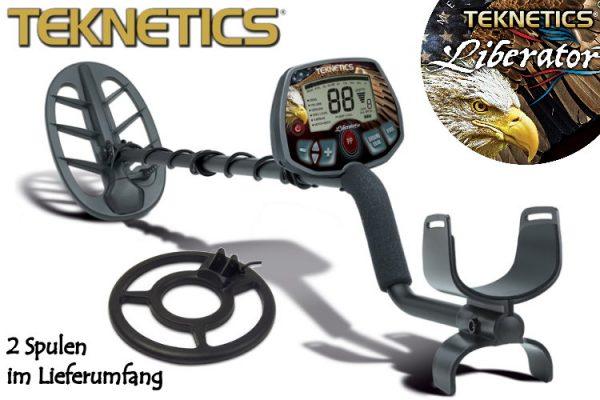 Metalldetektor Teknetics Liberator PRO