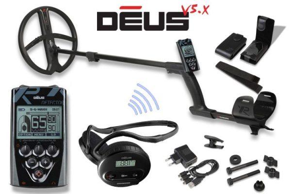 XP Deus Metalldetektor