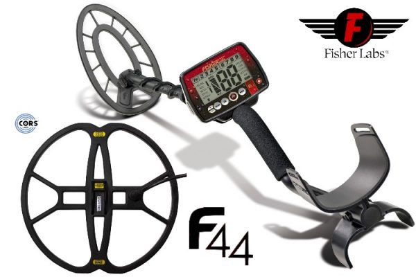 Fisher F22 mit CORS Strike Spule
