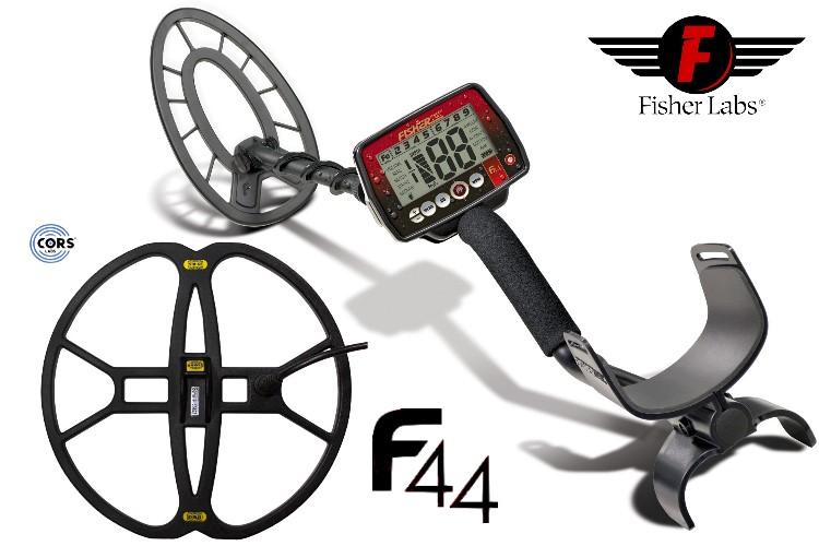Fisher F22 mit CORS Strike Spule