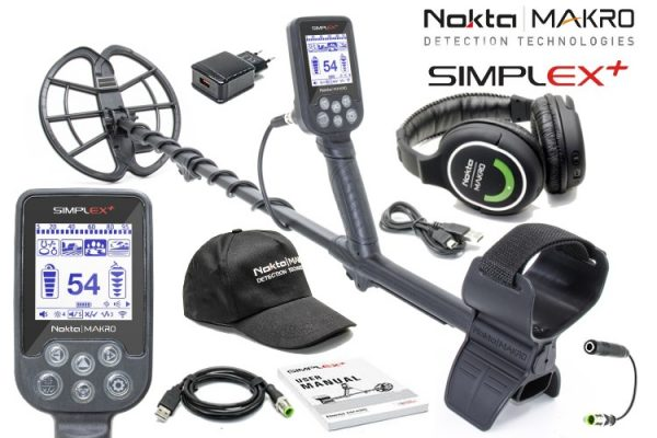 Simplex WHP Metalldetektor