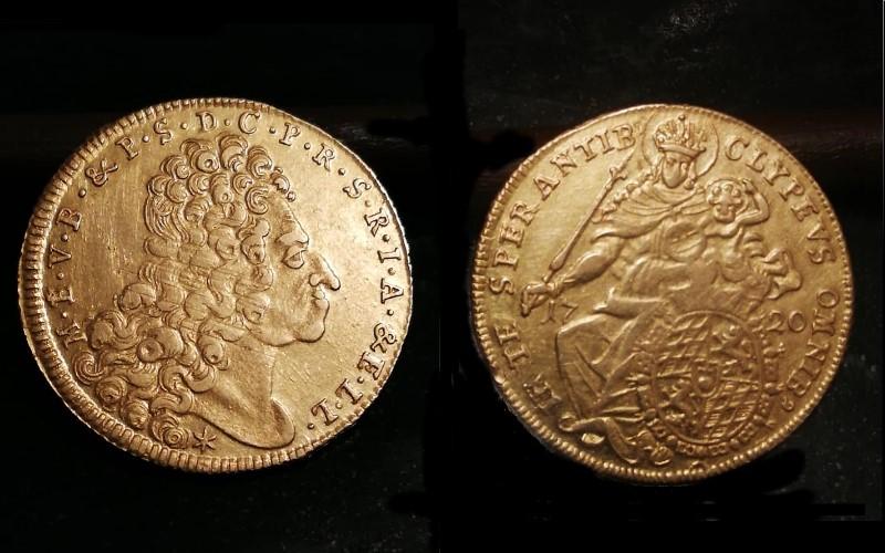 Goldmuenze Bayern